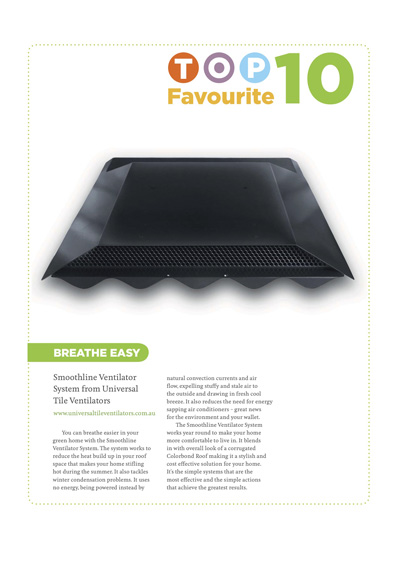 Universal Tile Ventilator Top 10